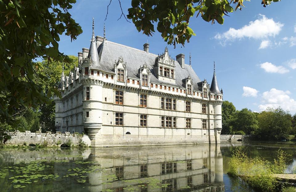 Château d'Azay le Rideau