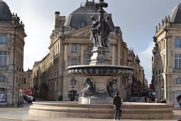 Parcours du vieux Bordeaux - 1h30