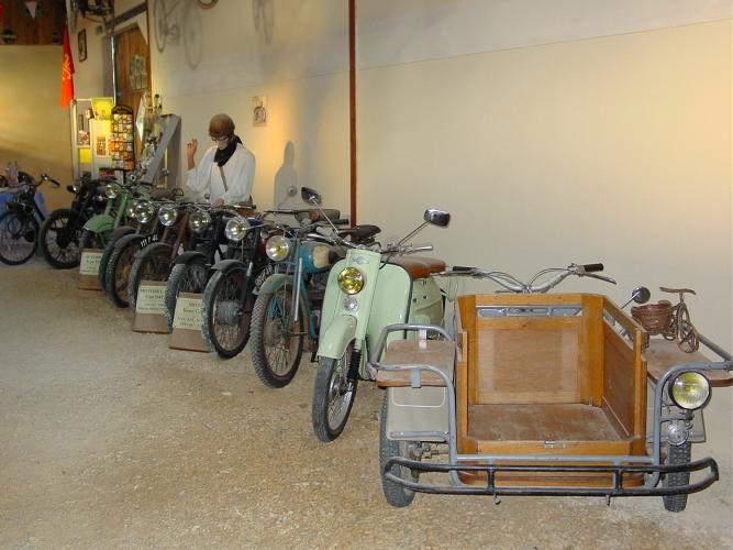 Musée agricole et de l'automobile de Salviac