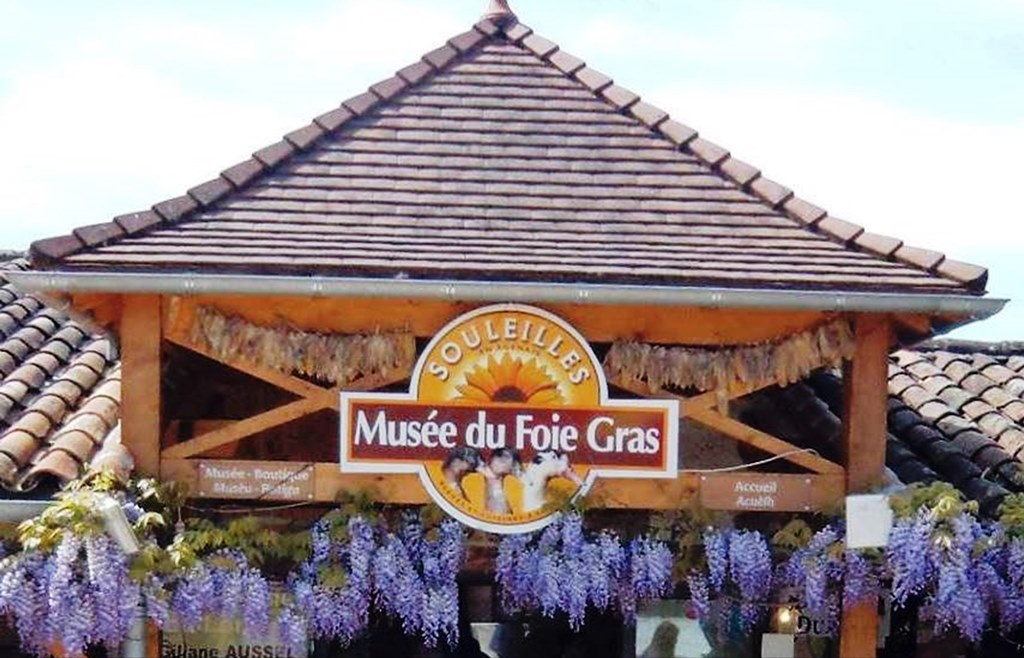 Musée du foie gras à Souleilles