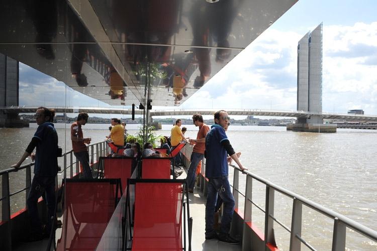 Croisière Dégustation Bordeaux River Cruise