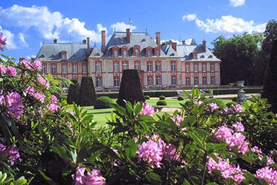Parc du Château de Breteuil
