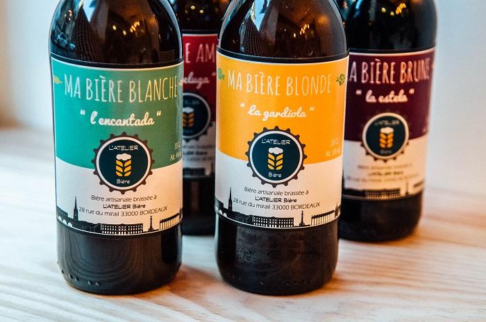 l'Atelier Bière : les malteurs