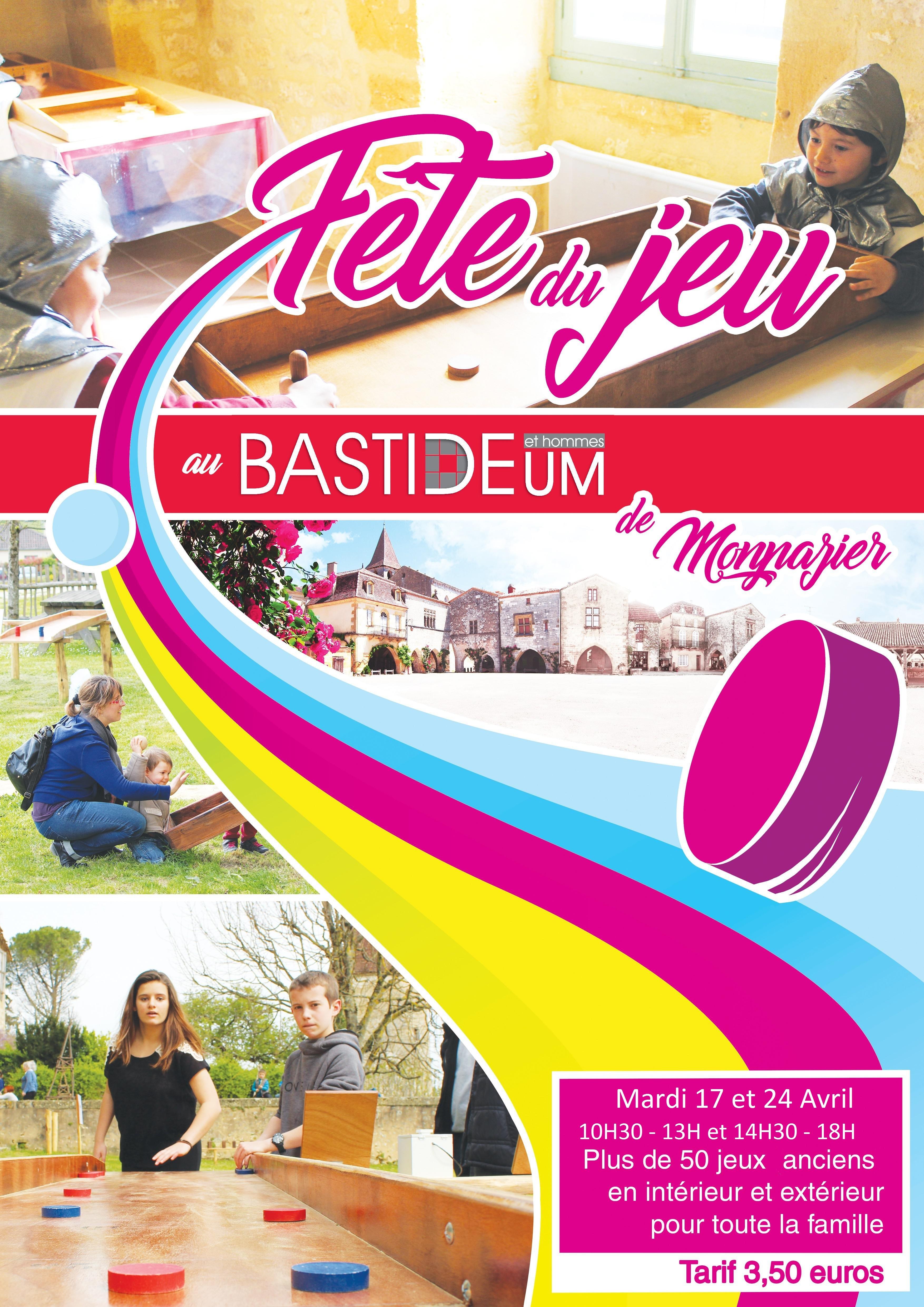 Bastideum - Fête du Jeu