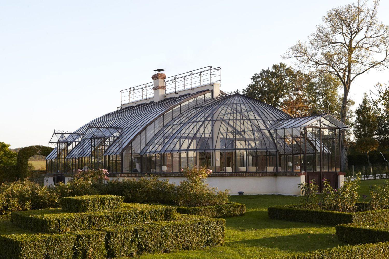 Le jardin du domaine de La Borde