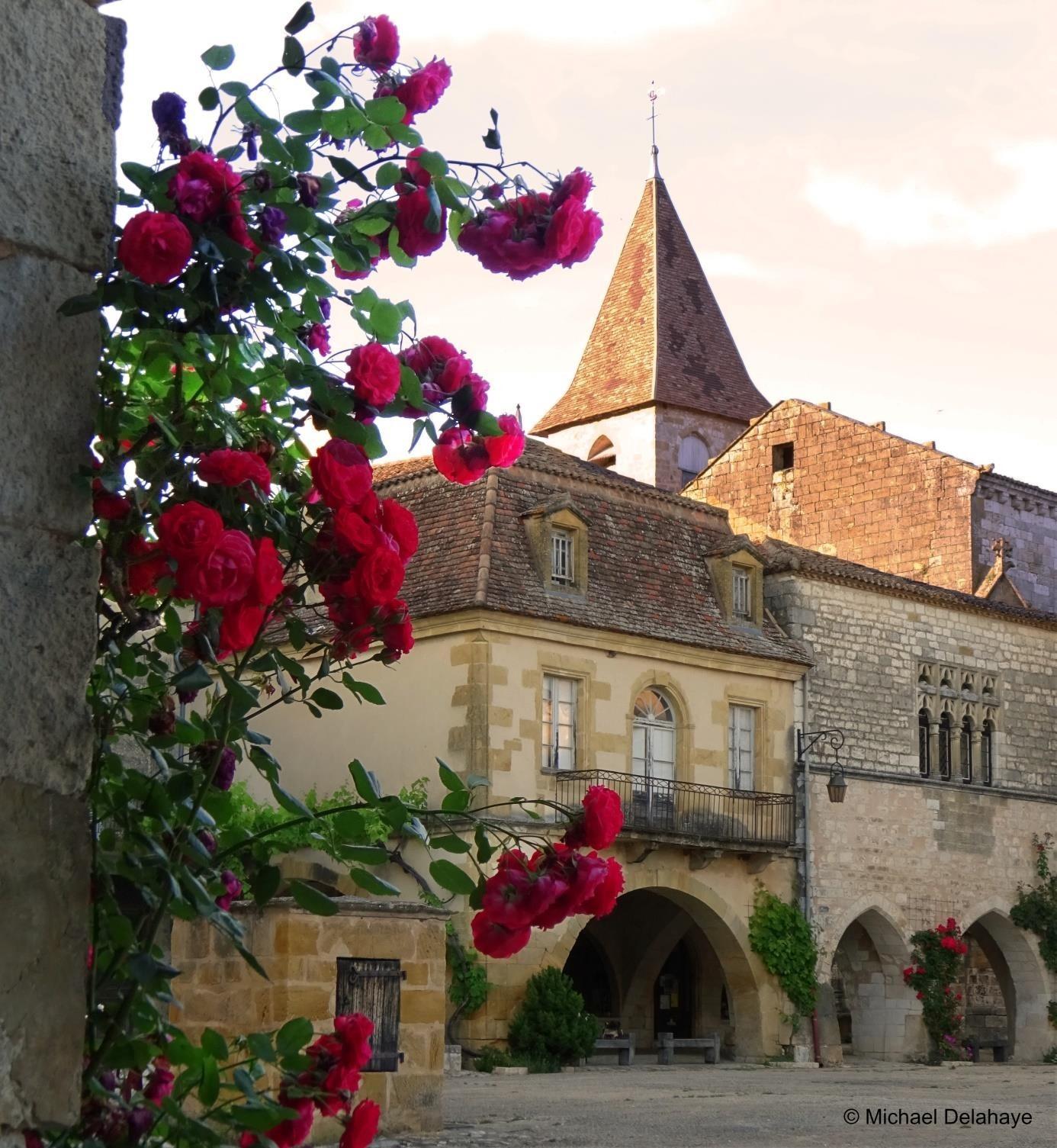 Monpazier - Plus beaux villages de France
