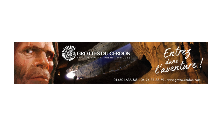 Grottes du Cerdon - Parc de Loisirs Préhistoriques