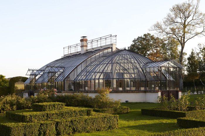 Jardin du domaine de La Borde