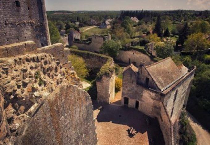 Chateau-de-loche-remparts