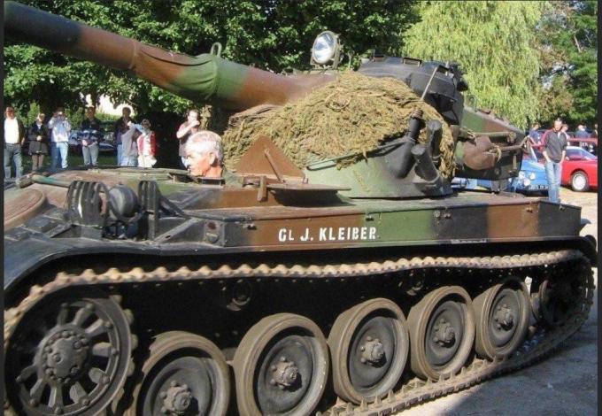 Char AMX 13 de 1957
